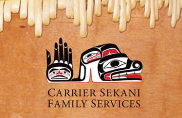 Carrier Sekani Family Services - branding web featured