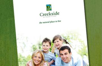 Creekside Properties - branding design