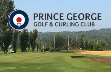 PG Golf and Curling Club - digital branding promotional web featured