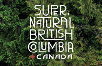 Northern BC Tourism Association - Travel Guide - design featured