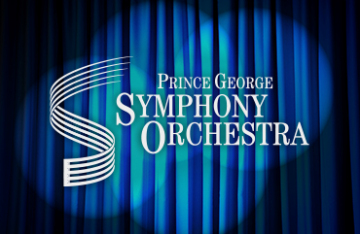 Prince George Symphony Orchestra - branding design featured