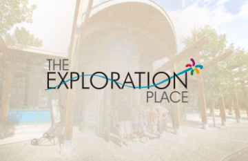 Exploration Place - design display