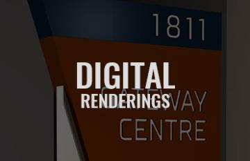 Digital Renderings - digital design featured