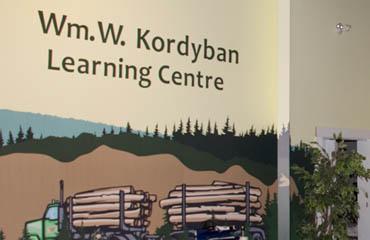 William W. Kordyban Learning Centre